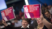 """""""Systematischer Ausschluss"""": Schon vor dem SPD-Parteitag gibt es Stunk"""