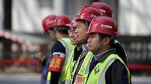 Die chinesische Volkswirtschaft wächst wieder kräftig.