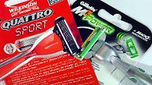 Gillette-Produkt kopiert: Wilkinson unterliegt im Klingenstreit