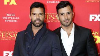 "Promi-News des Tages: Ricky Martin sagt heimlich ""Ja"""