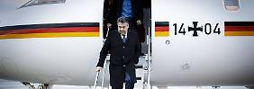 Gabriel appelliert an Trump: EU stellt sich hinter Atomabkommen mit Iran