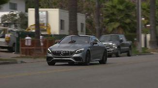 """Zweitürige Leistungsmonster: Mercedes S-Klasse protzt mit """"viel Auto für viel Geld"""""""