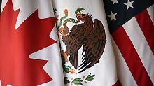 Ausstieg immer wahrscheinlicher: Kanada bereitet sich auf Nafta ohne USA vor