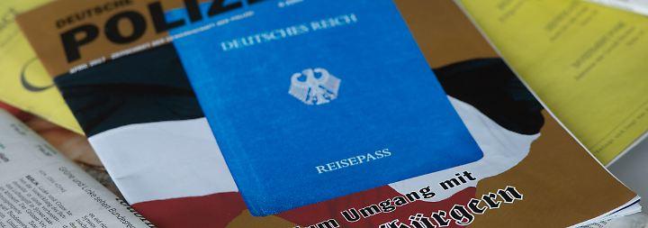 """Offenbar Armee in Planung: Zahl der """"Reichsbürger"""" steigt"""