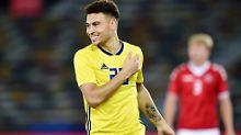 Der Sport-Tag: Fußball-Nachwuchs spielt in Schwedens Nationalmannschaft