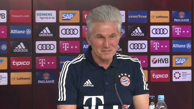 """Später_""""Darf nicht überheblich werden"""": Später_Heynckes warnt vor hungrigen Leverkusenern"""