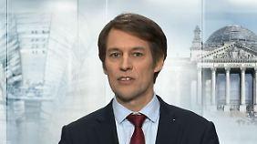 """AfD-Politiker Frömming zu Sondierungen: """"GroKo kann Deutschlands Probleme nicht lösen"""""""