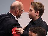 Unzufrieden mit Sondierungen: Jusos und SPD-Linke lehnen GroKo weiter ab