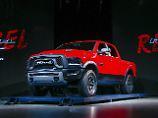 """Trucks """"Made in USA"""": Fiat Chrysler zieht von Mexiko nach Michigan"""