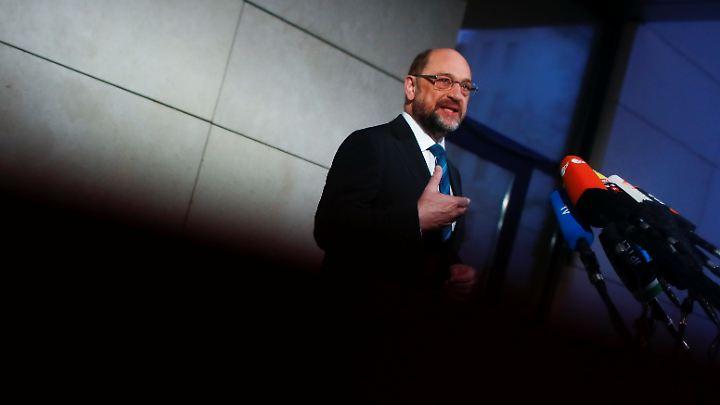 SPD-Chef Martin Schulz.