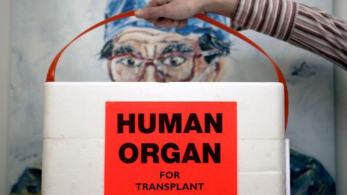 Fast 14 Prozent sämtlicher Organspenden gehen in den USA mittlerweile auf Drogentote zurück.