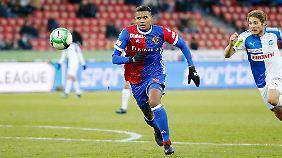 Jung und teuer: Manuel Akanji vom FC Basel.