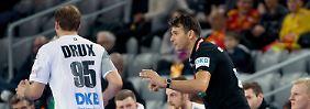 "LIVE: Handball-EM - Gruppenphase: Furiose ""Bad Boys"" dominieren Montenegro"