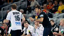 "LIVE: Handball-EM - Gruppenphase: Furiose ""Bad Boys"" überrollen Montenegro"