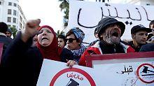Nach Protesten in Tunesien: Regierung will arme Familien unterstützen