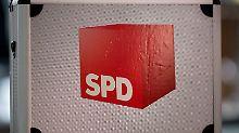 Das Sandierungsergebnis stößt in der SPD auf großen Widerstand.