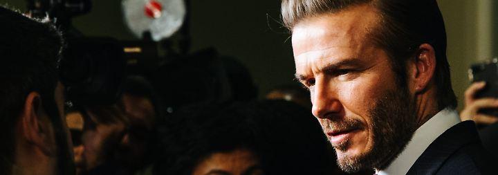 Promi-News des Tages: David Beckham verrät sein Schönheitsgeheimnis