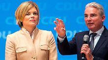 SPD-Forderung nach Sondierung: Unionspolitiker lehnen Nachbesserungen ab