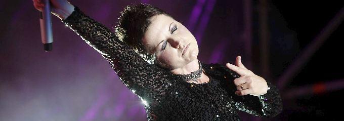 Die Cranberries-Sängerin ist tot: Dolores O'Riordan, unglücklich im Glück