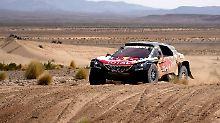 Zeitstrafe bei Rallye Dakar: Führender Carlos Sainz rammt Quad