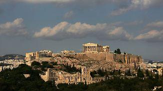 Erdrückende Kreditrisiken: Wer stoppt Griechenlands Banken-Crash?