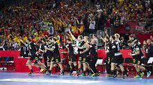 Der Sport-Tag: Handball-Wahnsinn: So läuft Sloweniens Protest