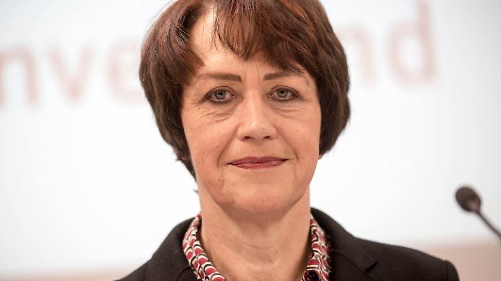 Doris Pfeiffer ist Vorstandsvorsitzende des GKV-Spitzenverbandes.