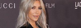 North, Saint - und jetzt?: Kim Kardashian begrüßt drittes Kind