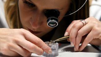 Luxus am Handgelenk: Genfer Uhrenmesse zeigt exklusive Hingucker