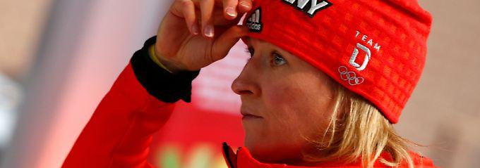 Fahnenträgerin bei Olympia?: Pechstein wird erneut zum Streitfall
