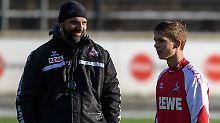 Kalte Füße beim ersten Training: Favre riet Koziello zum Wechsel nach Köln