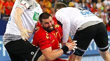 "Re-Live: Handball-EM: ""Bad Boys"" verpassen Sieg im Thriller"