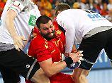 Re-Live: Handball-EM: Bad Boys verpassen Sieg im Thriller