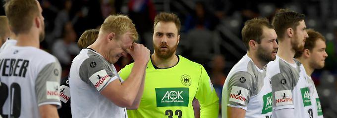Heinevetter rettet Unentschieden: DHB-Team verpatzt Gruppenfinale