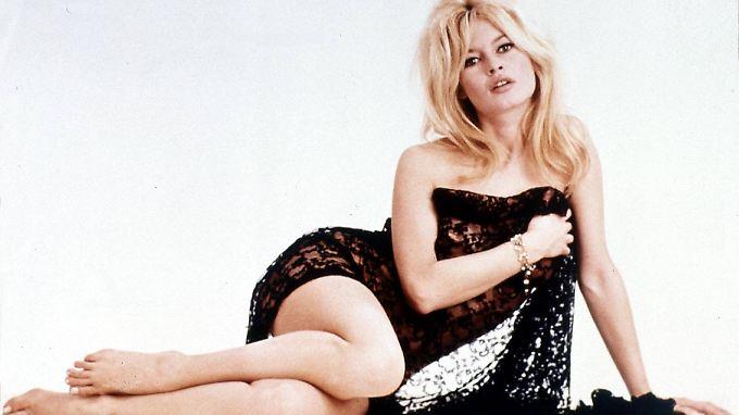 Bardot wurde in den 1950er und 1960er Jahren als Sexsymbol bekannt.