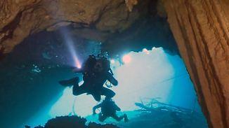 """""""Riesige Bibliothek der Erdgeschichte"""": Deutscher entdeckt in Mexiko längste Höhle der Welt"""