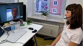 Bei Anruf Ferndiagnose: In Baden-Württemberg behandeln Ärzte Patienten am Telefon