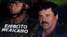 """Gebrochener Mann in Einzelhaft: Der tiefe Fall von """"El Chapo"""""""