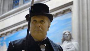"""Gary Oldman atemberaubend verwandelt: Churchill führt England durch """"Die dunkelste Stunde"""""""
