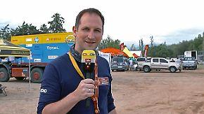 """Andreas Kozocsa zur Rallye Dakar: """"Carlos Sainz hat sein Fiambalá-Trauma überwunden"""""""