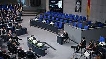 """""""Politik kann unbarmherzig sein"""": Bundestag gedenkt Philipp Jenninger"""