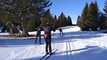Sportlich in Alpe Cimbra: Wie Wintersport für blutige Anfänger gelingt