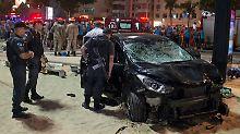 Baby stirbt, 17 Verletzte: Auto rast in Menschenmenge an Copacabana