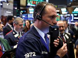 US-Haushalt sorgt für Unruhe: Wall Street geht positiv ins Wochenende