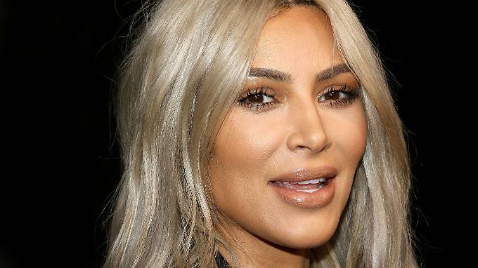 Den Namen ihrer zweiten Tochter gab Kim Kardashian auf ihrer Website bekannt.