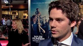 Weltpremiere in Los Angeles: Letzter Teil der Maze-Runner-Trilogie begeistert die Fans