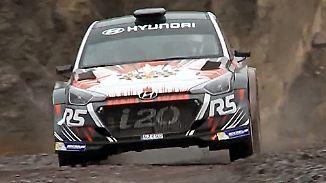 Suche nach neuen Talenten: In der Eifel kann sich der Rallye-Nachwuchs beweisen