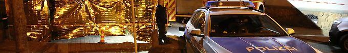 Der Tag: 07:09 Polizei in Darmstadt erschießt Messer schwingenden Familienvater