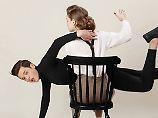Sexistische Rollenbilder: Wenn Mama Papa den Hintern versohlt