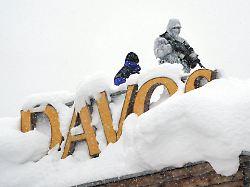 Weltwirtschaftsforum 2018: Davos im Trump-Fieber